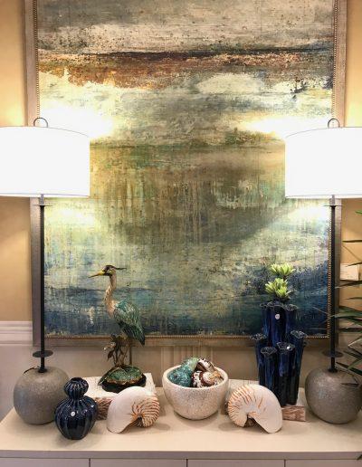 Wall Art & Lamps