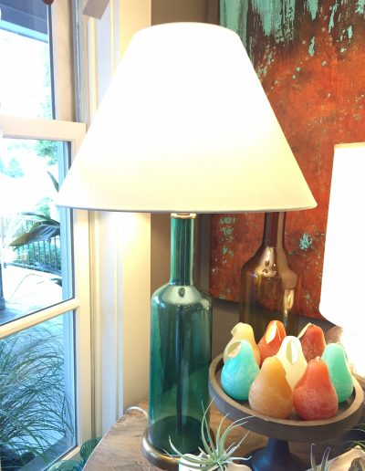 Lamps and Candles