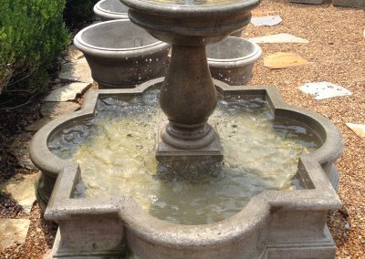 Campania International fountain