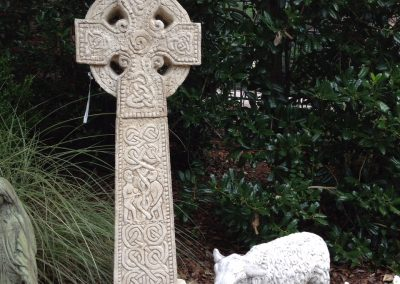 Celtic Cross & Lamb