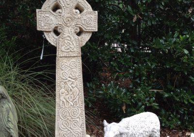 Celtic Cross & Lamb
