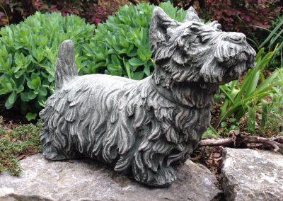 Angus the Scottie Dog