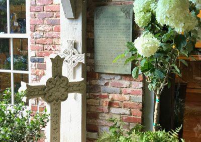 Phantom Hydrangea and crosses