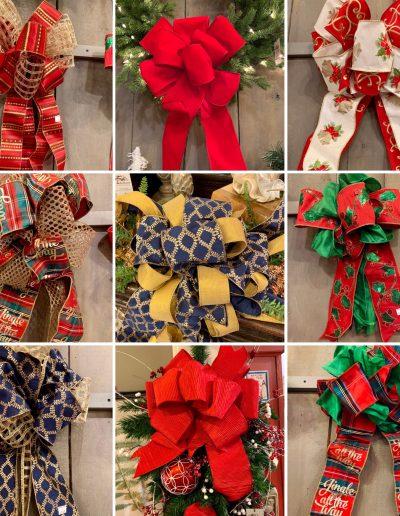 Christmas Bows 2